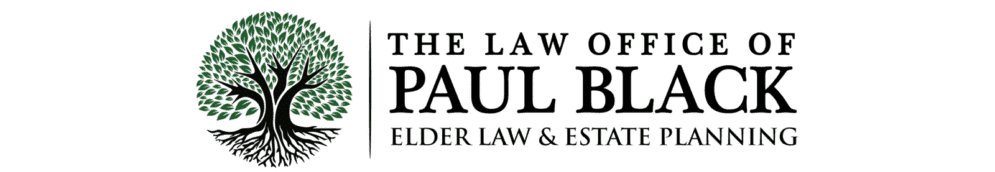 law office paul black logo - For Disabled & Special Needs Georgia Residents