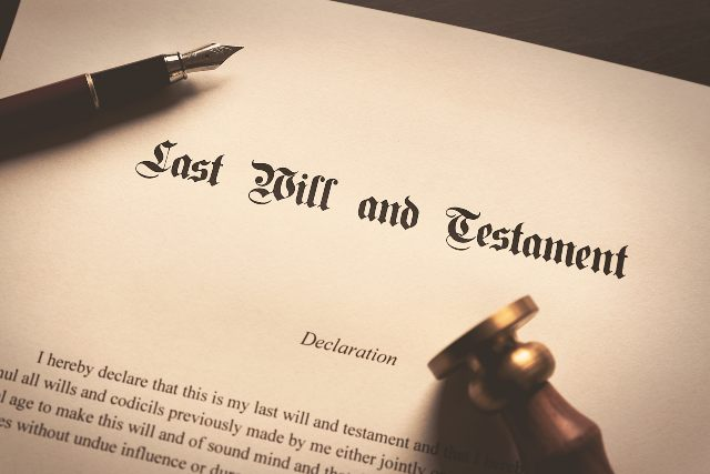 Georgia Inheritance Laws Without a Will